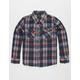 SHOUTHOUSE Yosemite Boys Flannel Shirt