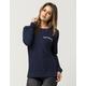 FULL TILT Good Vibes Only Womens Sweatshirt