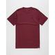 NIXON Sparrow Mens T-Shirt