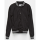 FULL TILT Varsity Girls Bomber Jacket