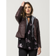 JOU JOU Fur Lined Womens Leather Jacket
