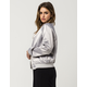 ASHLEY Sateen Piped Womens Bomber Jacket