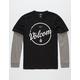 VOLCOM Crownpoint Boys T-Shirt