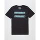 HURLEY Horizontal Mens T-Shirt