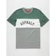 ASPHALT YACHT CLUB Triblock Mens T-Shirt