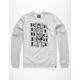 REBEL8 Hit The Wall Mens Sweatshirt