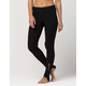 FREE PEOPLE Button Up Womens Leggings