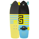 GOLDCOAST Jetty Blue Cruiser Skateboard- AS IS