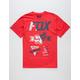 FOX Crinkle Mens T-Shirt