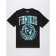 FAMOUS STARS & STRAPS Move Ahead Mens T-Shirt