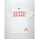 FAMOUS STARS & STRAPS Checker Box Mens T-Shirt