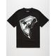 FAMOUS STARS & STRAPS Chromed Out Mens T-Shirt