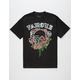 FAMOUS STARS & STRAPS Neon Skull Mens T-Shirt