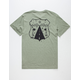 VOLCOM Highway 91 Mens T-Shirt