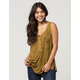 FREE PEOPLE Traveler Womens Tank