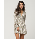 FREE PEOPLE Stealing Fire Dress
