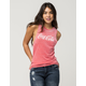 PROJECT KARMA Coke Womens Burnout Tank