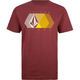 VOLCOM Grade Mesh Mens T-Shirt