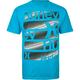 HURLEY Amigo Mens T-Shirt