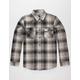 RVCA Highland II Mens Flannel Shirt
