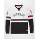 ASPHALT YACHT CLUB Hockey Season Mens T-Shirt
