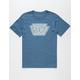 RVCA Crest Boys T-Shirt