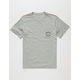 RVCA Double Hex Boys Pocket Tee