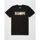 SALTY CREW Rudder Camo Mens T-Shirt