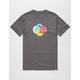 NIXON Plates Mens T-Shirt