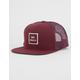 RVCA All The Way Mens Trucker Hat
