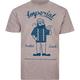 IMPERIAL MOTION Lumberjack Mens T-Shirt