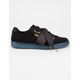 PUMA Suede Heart Satin Womens Sneakers