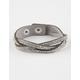 FULL TILT Twisted Braid Rhinestone Bracelet
