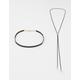 FULL TILT 2 Piece Choker Lariat Necklaces