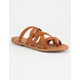 COCONUTS By Matisse Beno Womens Sandals
