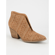 MATISSE x Amuse Society Cruz Womens Booties