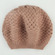 Basket Weave Womens Beret