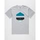 BILLABONG Means Mens T-Shirt