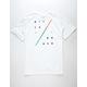 BILLABONG Diagonal Mens T-Shirt