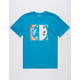 BILLABONG Gates Mens T-Shirt