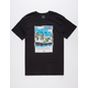BILLABONG Overflow Mens T-Shirt