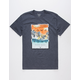 BILLABONG Overflow Mens T-Shirt