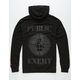 ASPHALT YACHT CLUB x Public Enemy Mens Hoodie