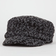Boucle Womens Cabbie Hat