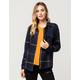 RVCA Jig 5 Womens Flannel Shirt