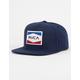 RVCA Nations Boys Snapback Hat