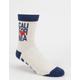 BLUE CROWN California Bear Mens Socks