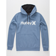 HURLEY Surf Club One And Only 2.0 Mens Hoodie