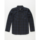 RVCA Payne II Boys Flannel Shirt