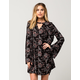 OTHERS FOLLOW Floral Swing Dress